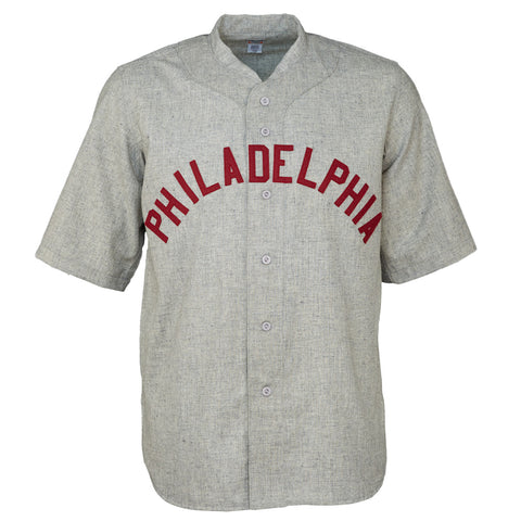 Philadelphia Giants 1906 Road Jersey