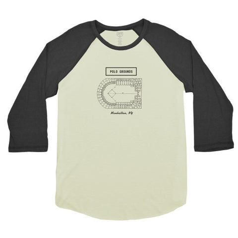Polo Grounds Diagram Clubhouse Shirt