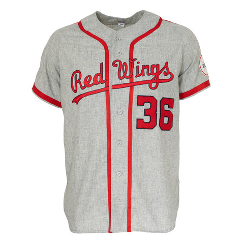 Rochester Red Wings 1963 Road Jersey