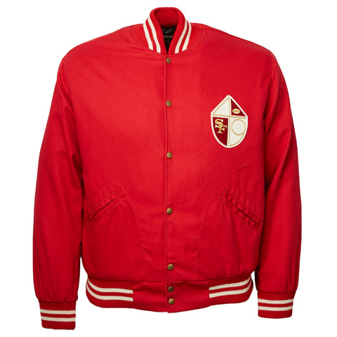 San Francisco 49ers 1957 Authentic Jacket