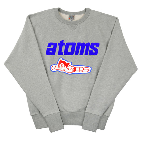 Sankei Atoms Vintage French Terry Sweatshirt