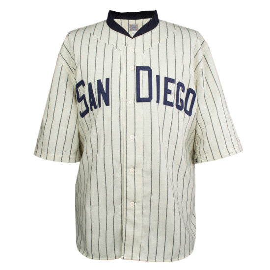 promo code ff119 e3757 San Diego Padres (PCL) 1937 Home Jersey