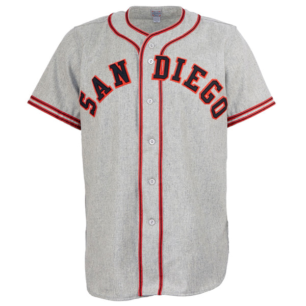new concept c4738 cd5df San Diego Padres (PCL) 1950 Road Jersey