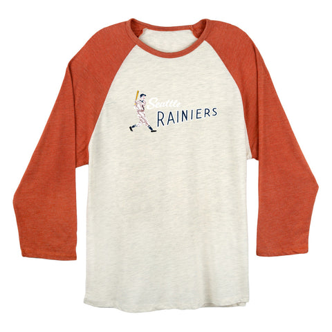Seattle Rainiers Clubhouse Shirt