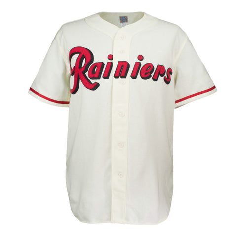 Seattle Rainiers 1955 Home Jersey