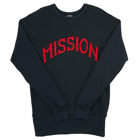 MEDIUM - San Francisco Mission Reds Crewneck Sweatshirt