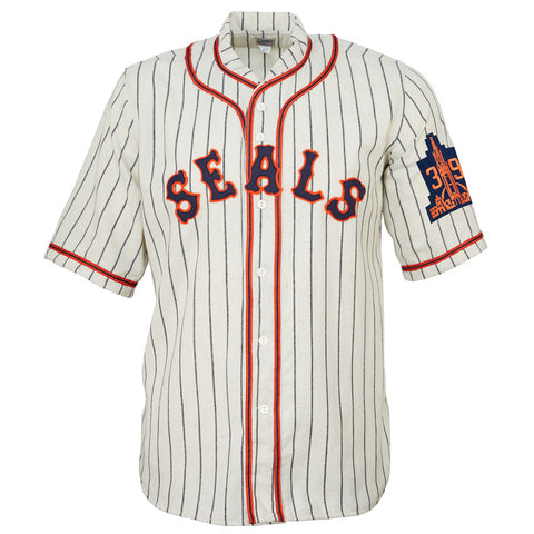 San Francisco Seals 1938 Home Jersey