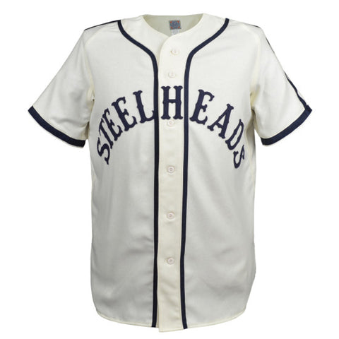 Seattle Steelheads 1946 Home Jersey