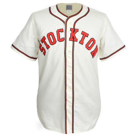 Stockton Ports 1953 Home Jersey