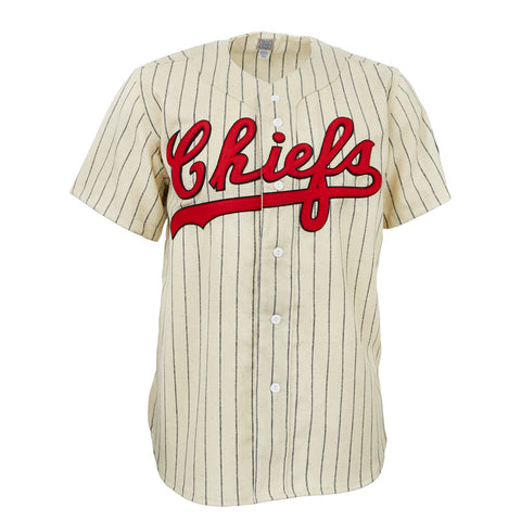Syracuse Chiefs 1962 Home Jersey