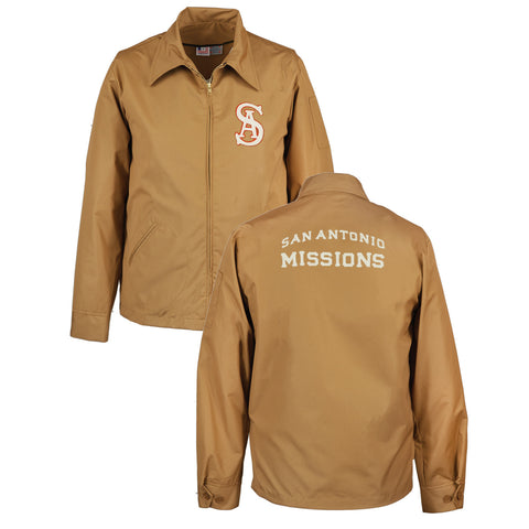 San Antonio Missions Grounds Crew Jacket