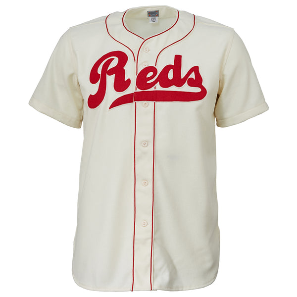 61f4913f San Francisco Mission Reds 1935 Home Jersey