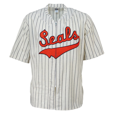 San Francisco Seals 1940 Home Jersey