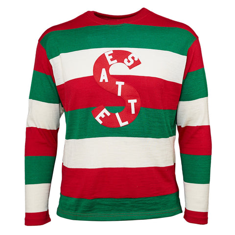 Seattle Metropolitans 1917 Authentic Hockey Sweater