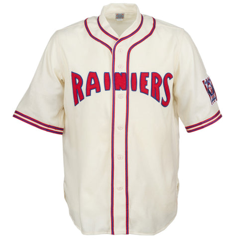 Seattle Rainiers 1939 Home Jersey