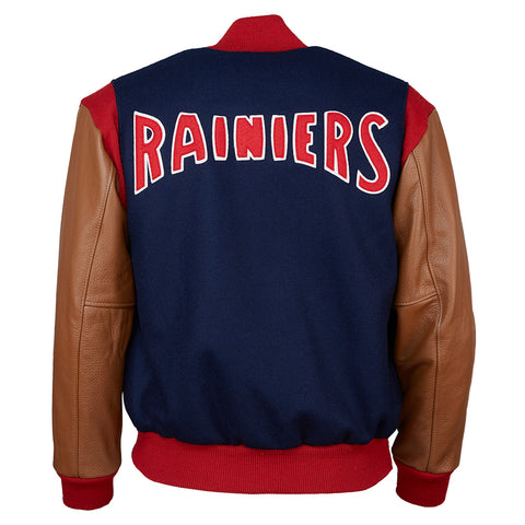 Seattle Rainiers 1941 Authentic Jacket