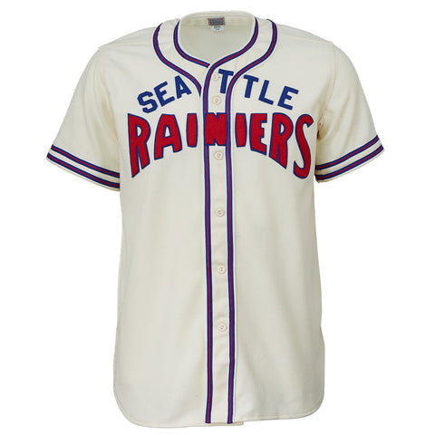 Seattle Rainiers 1941 Home Jersey