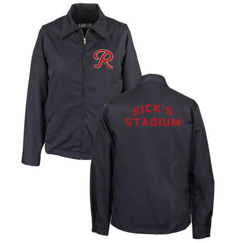 Seattle Rainiers Grounds Crew Jacket