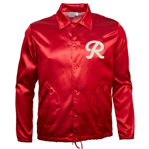 Rainiers Vintage Satin Windbreaker