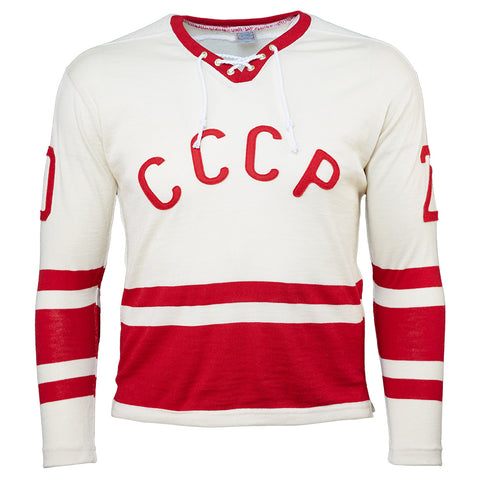 Soviet Union 1972 Hockey Sweater