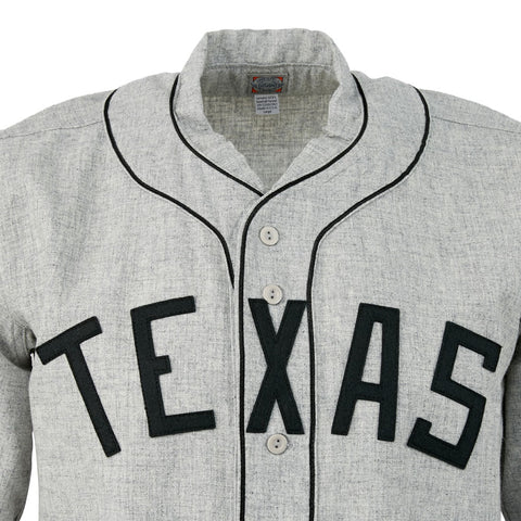 Texas Black Spiders 1938 Road Jersey