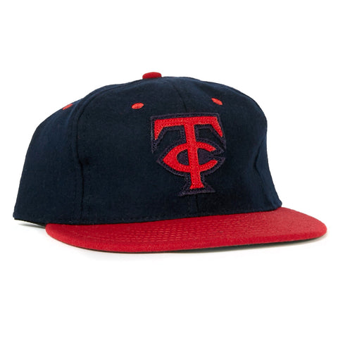 Tri-City Braves 1954 Vintage Ballcap