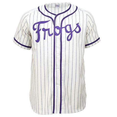 Texas Christian University 1963 Home Jersey