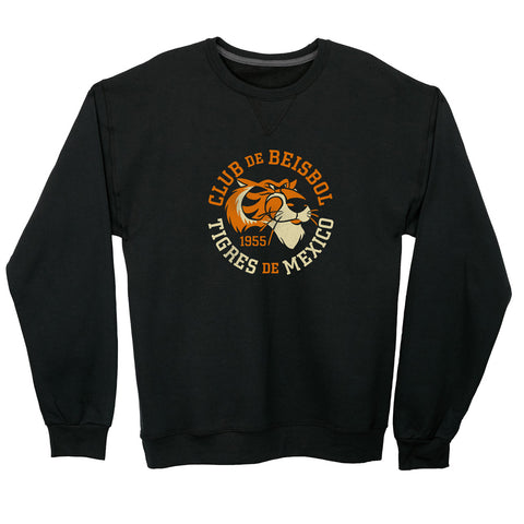 Mexico City Tigres Lightweight Crewneck