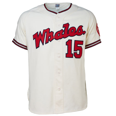 Taiyo Whales 1963 Home Jersey