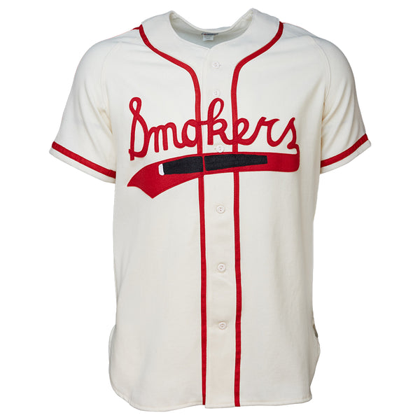 c4e4ee675 Tampa Smokers 1951 Home Jersey