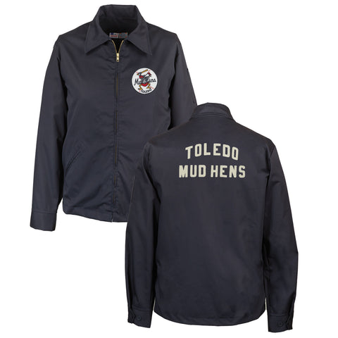 Toledo Mud Hens Grounds Crew Jacket