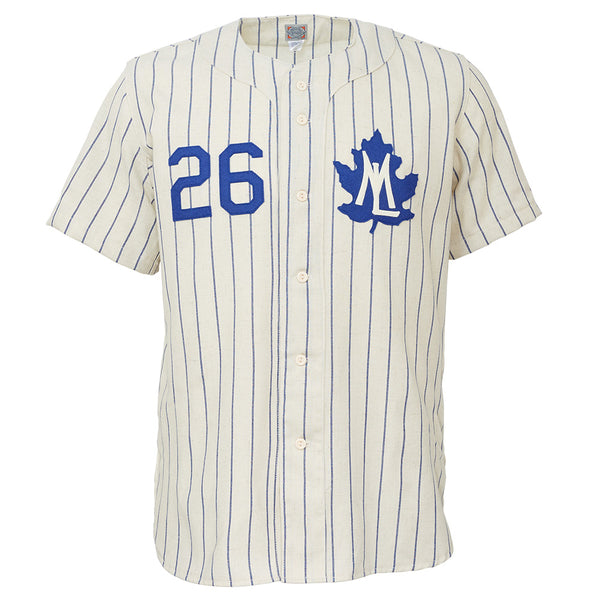cheap for discount 7a4ff e49d5 Toronto Maple Leafs 1960 Home Jersey