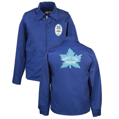 Toronto Maple Leafs Grounds Crew Jacket