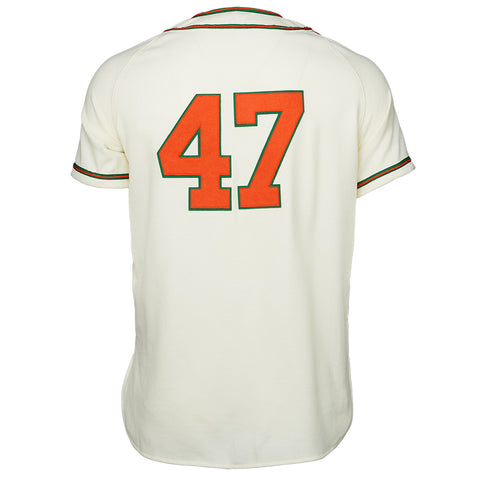 University of Miami 1947 Home Jersey