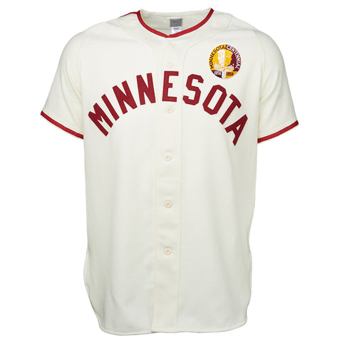 University of Minnesota 1958 Road Jersey