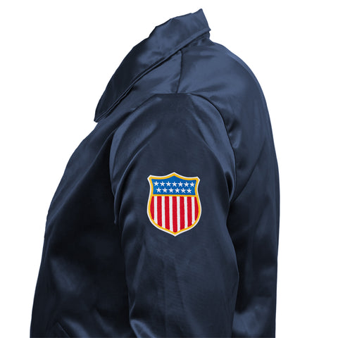 U.S. Tour Of Japan Vintage Satin Windbreaker