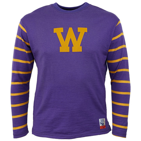 b0fc3b2f08d University of Washington 1940 Authentic Football Jersey ...