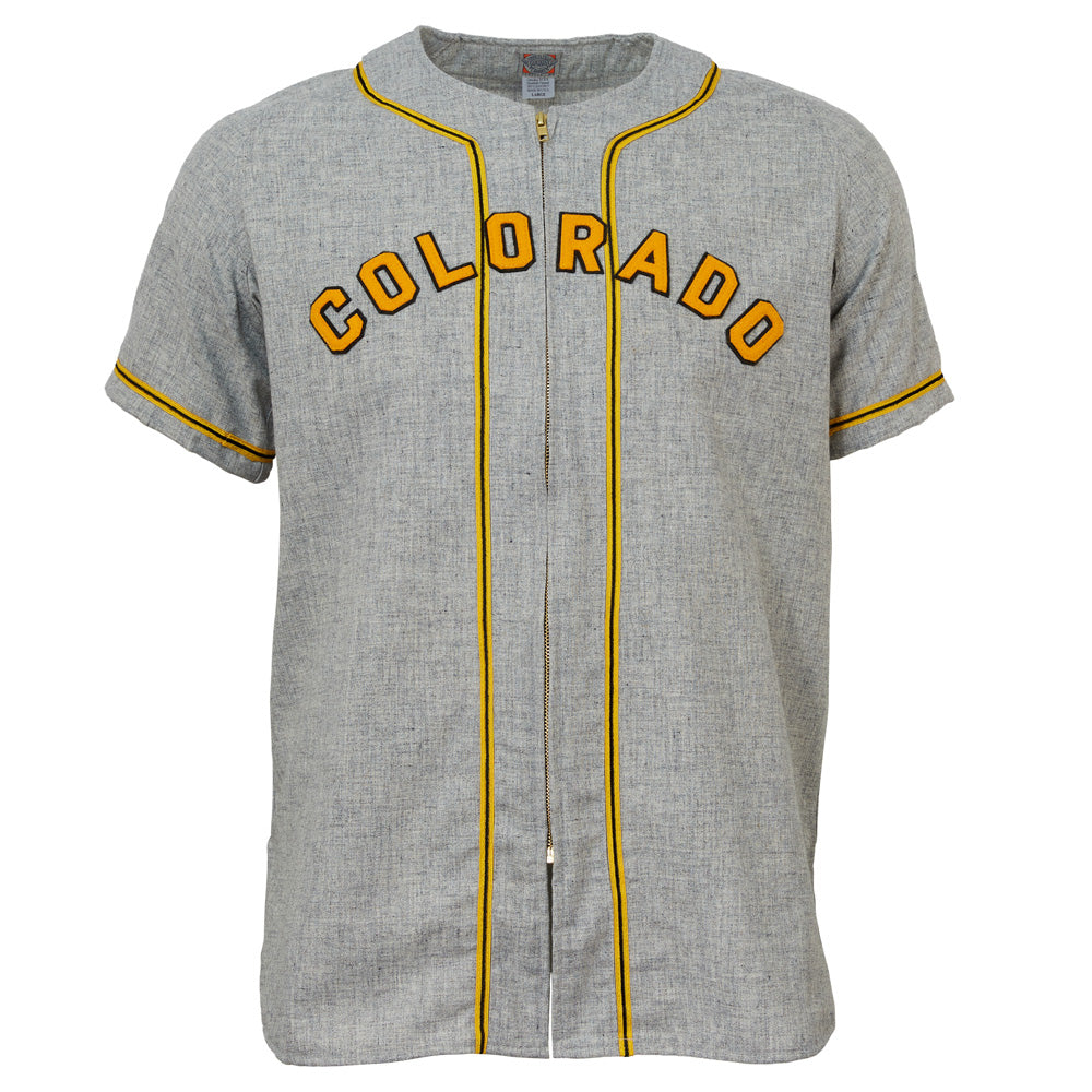 new product 5b326 ab4d9 University of Colorado Buffaloes 1958 Road Jersey