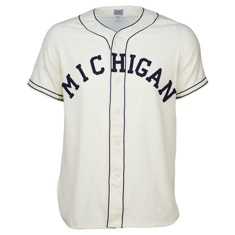 University of Michigan 1961 Home Jersey