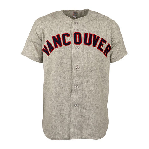 Vancouver Mounties 1960 Road Jersey