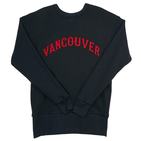 Vancouver Mounties Crewneck Sweatshirt