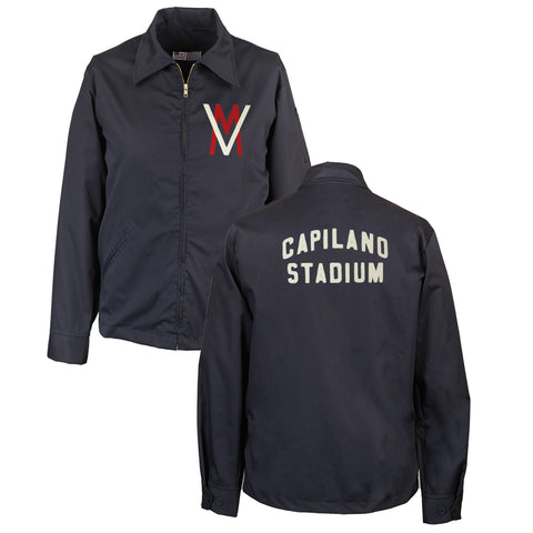 X-LARGE - Vancouver Mounties Grounds Crew Jacket