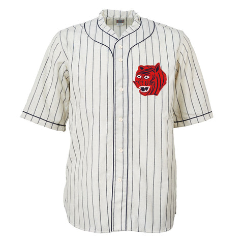 Vernon Tigers 1925 Home Jersey