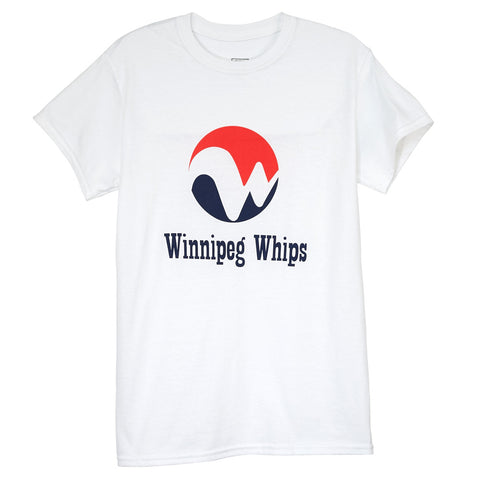 Winnipeg Whips White T-Shirt