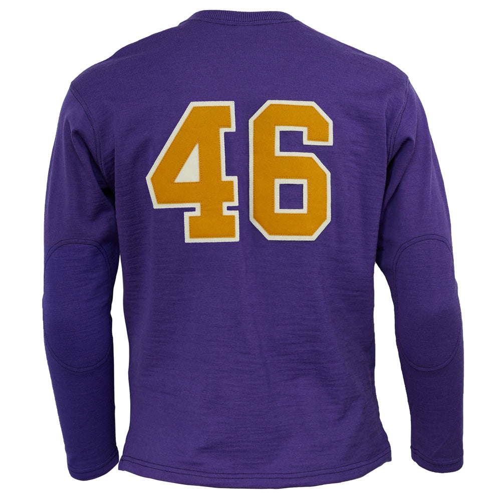Williams College 1957 Authentic Football Jersey