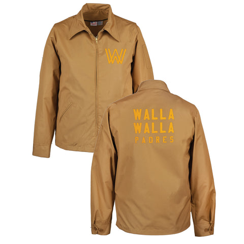 Walla Walla Padres Grounds Crew Jacket