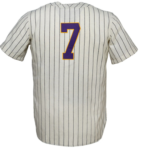Williams College 1967 Home Jersey