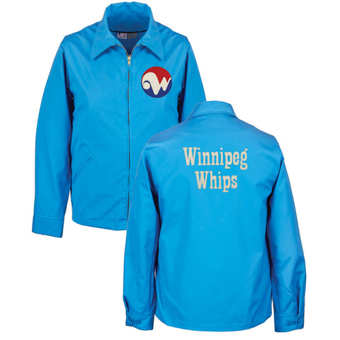 Winnipeg Whips Grounds Crew Jacket