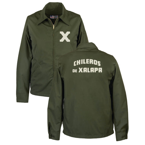 Xalapa Chileros Grounds Crew Jacket