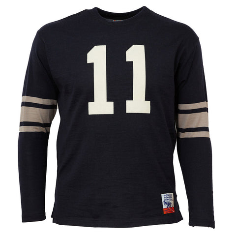 MED - Yale University 1956 Authentic Football Jersey